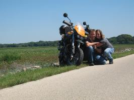 Buell Trip along the Mississippi River Aug. 2007 011