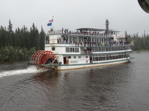 Discovery River Boat Tour